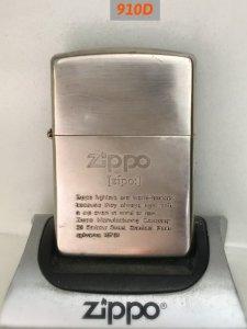 Z.910D-chữ xéo mạ niken 1991...