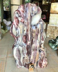 Cây đá vân thổ cẩm, vân nét căng, giá 4tr500k