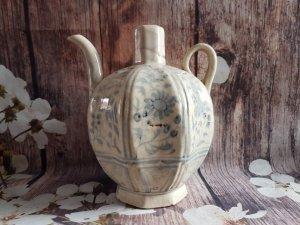 Bình gốm Thanh Hoa (Hoa Lam)cuối thời nhà Nguyên.