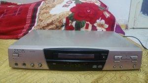 Đầu máy đọc đĩa VCD và CD HANEL (Công ty điện tử Hà Nội)