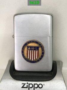 Z.561D-Chữ xéo 1956 AHL (emblem)