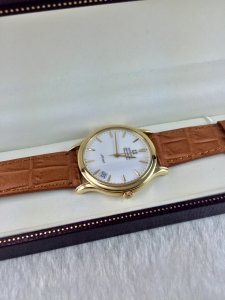 Zenith Automatic 670 Chronometre solid 18k gold Limited 063/500 dial's Enamel