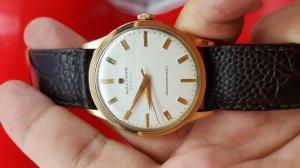 Đồng hồ Waltham vỏ bọc vàng xưa chính hãng