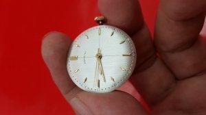 Đồng hồ hamilton bọc vàng toàn thân xưa chính hãng