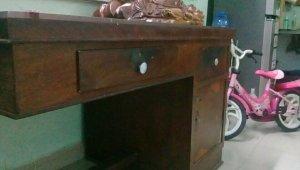 3 bàn giám đốc gỗ đỏ > hương