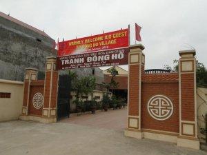 Tìm hiểu về làng tranh Đông Hồ ở việt nam