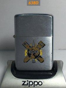 Z.638D-chữ xéo 1963-EOD(đơn vị xử lý bom mìn)