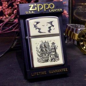 Zippo thuận buồm xuôi gió la mã năm 1989 - mới