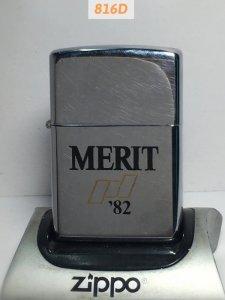 Z816D-hp chrome 1981- MERIT