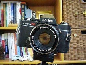 Bán máy ảnh Konica Autoflex TC