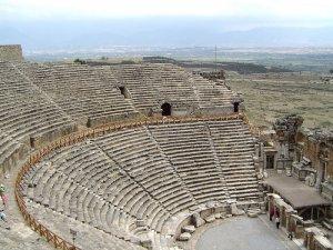 Pamukkale - địa điểm du lịch bí ẩn ở Thổ Nhĩ Kỳ