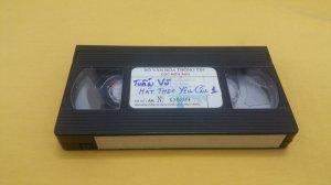 Băng Video VHS Tuấn Vũ (Hát theo yêu cầu 1)