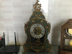 Đồng hồ quả lắc để bàn franz hermle