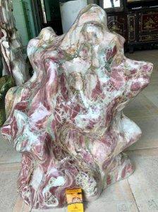Cây đá vân thổ cẩm, cao 71cm