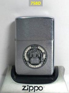 Z.758D-Chữ xéo 1975 UNIVERSICY CLUB OF CHICAGO