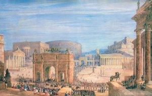 Lịch sử nền văn minh Roma, Italia