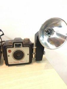 Giao lưu 3 máy ảnh film xưa của Mĩ