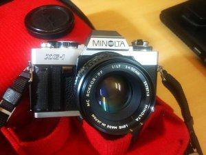 Bán máy ảnh Minolta XG1