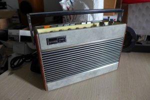 HCM - Q10 - Bán radio Robert RP26