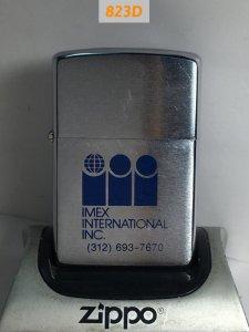 Z.823E-brushed Chrome 1982- IMEX INTENATIONNAL