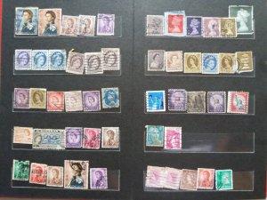 Các loại tem nước ngoài cổ xưa