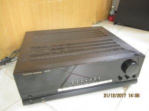 AMPLI HARMAN KADON HK 3370