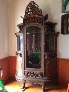 tủ chùa gỗ cũ