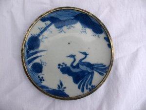 Dầm trà đồ Huế thế kỷ 19. Rộng 12,5cm