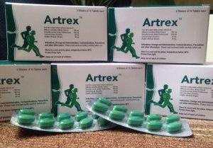 ARTREX giảm nhanh các triệu chứng đau, viêm, sưng, nhức xương