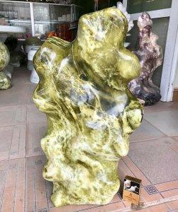 Cây đá xanh ngọc, cao 62cm