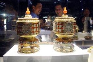 Những bảo vật của Vua chúa từ triều Gia Long cho đến triều Bảo Đại