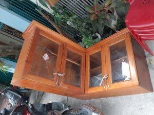 lô tủ bếp gỗ