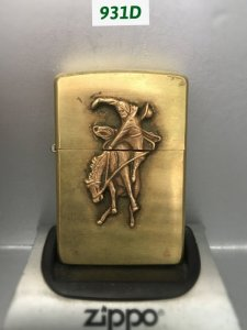 Z.931D-solid brass 1993 -Chủ đề...