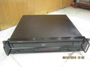 ĐẦU CD CARVER DISC PLAYER SD/A-360