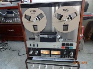 Teac A-4300 ( máy số 5)