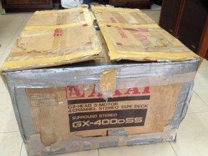 AKAI GX - 400DSS thùng xốp