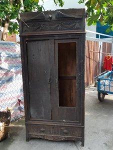 tủ mảo xưa gỗ giả tỵ
