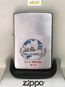 Z.681D-Chữ xéo 1968  -USS...
