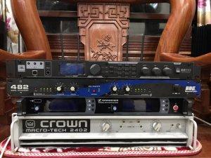 Cục Đẩy Crown 2040