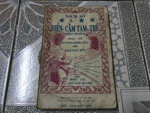 sách số diễn cầm tam thế 1952