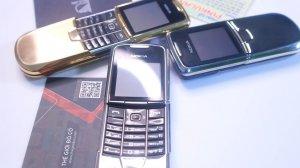 Nokia 8800 Anakin thay vỏ