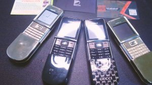 Nokia 8800 Sirocco nguyên zin