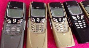 Nokia 8850 thay vỏ