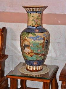 bình Biên Hoà xưa cao 83cm lành tít