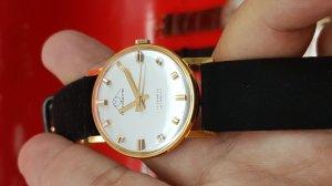 Đồng hồ Mondaine vỏ lacke đơmi chính hãng