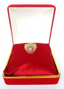 Nhẫn nhà thờ hội xuân độ đúc bằng vàng quý hiếm