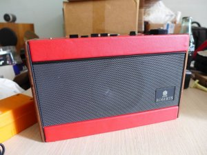 HCM - Q10 - Bán Radio Robert R701