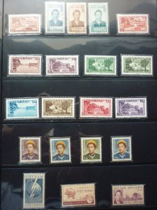 Bộ sưu tập tem Việt Nam Cộng Hòa