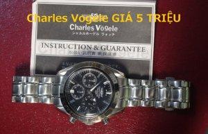 đồng hồ Charles Vogele