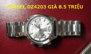 đồng hồ DIESEL DZ4203 GIÁ 8.5 TRIÊU